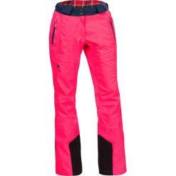 Woox Damskie Spodnie Narciarskie | Różowe Braccis Lanula Testa Chica -  40 - 40 - 8595564771586. Spodnie snowboardowe damskie Woox. Za 466.41 zł.
