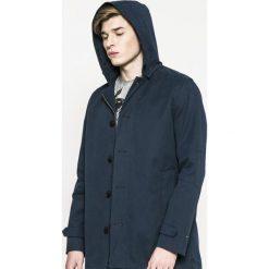 Medicine - Płaszcz Utility. Szare płaszcze męskie MEDICINE, z bawełny. W wyprzedaży za 149.90 zł.