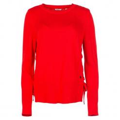 Mustang Sweter Damski L Czerwony. Czerwone swetry damskie Mustang, z bawełny. Za 299.00 zł.