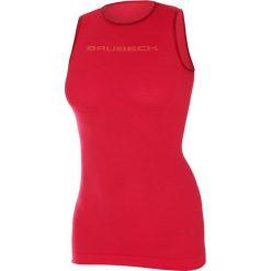 Brubeck Koszulka damska 3D Run PRO malinowa r. M (TA10300). T-shirty damskie Brubeck. Za 93.54 zł.