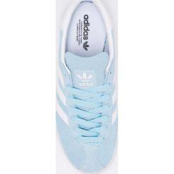 Adidas Originals - Buty Munchen. Szare obuwie sportowe damskie adidas Originals, z materiału. W wyprzedaży za 219.90 zł.