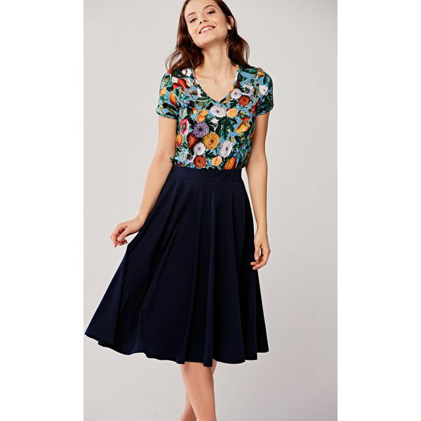 Spódnica Farin błękitna in 2020 | Spódnica, Stylizacje, Ubrania