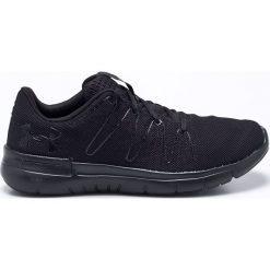 Under Armour - Buty Thrill 3. Czarne buty sportowe męskie Under Armour, z materiału. W wyprzedaży za 239.90 zł.
