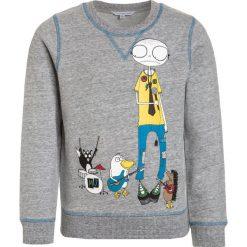 Little Marc Jacobs Bluza meliertes grau. Bluzy dla chłopców Little Marc Jacobs, z bawełny. Za 369.00 zł.