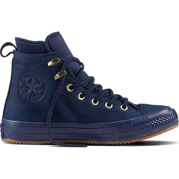31129d8a604d2 Klasyczne Niebieskie Buty Converse Chuck Taylor WP Boot - Trampki i ...
