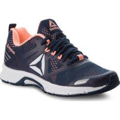 Buty Reebok - Ahary Runner CN5345  White/Navy/Pink. Niebieskie obuwie sportowe damskie Reebok, z materiału. W wyprzedaży za 179.00 zł.