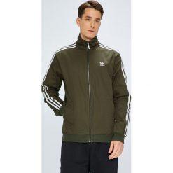 Adidas Originals - Kurtka. Szare kurtki męskie adidas Originals, z bawełny. W wyprzedaży za 279.90 zł.