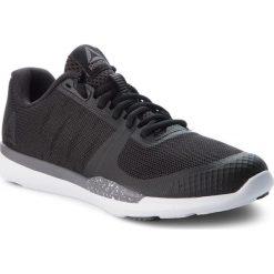 Buty Reebok - Sprint Tr CN4899 Black/Shark/White. Czarne obuwie sportowe damskie Reebok, z materiału. W wyprzedaży za 229.00 zł.