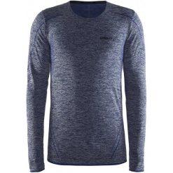 Craft Koszulka Męska Active Comfort Ls Niebieska L. Niebieskie koszulki sportowe męskie Craft, z długim rękawem. Za 129.00 zł.
