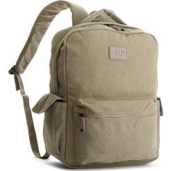Plecak CATERPILLAR - Square Backpack 83511-04 Khaki. Zielone plecaki damskie Caterpillar, z materiału. W wyprzedaży za 159.00 zł.