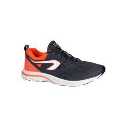Buty do biegania RUN ACTIVE męskie. Niebieskie buty sportowe męskie KALENJI, z gumy. W wyprzedaży za 89.99 zł.