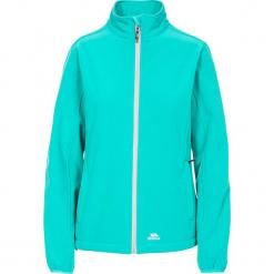 """Kurtka softshellowa """"Meena"""" w kolorze turkusowym. Niebieskie kurtki damskie Trespass Snow Women. W wyprzedaży za 108.95 zł."""