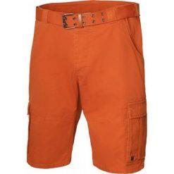 Husky Ripper Orange M. Pomarańczowe krótkie spodenki sportowe męskie Husky, z bawełny. W wyprzedaży za 175.00 zł.