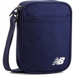 Saszetka NEW BALANCE - Metro Bag 500328 420. Niebieskie saszetki męskie New Balance, z materiału, młodzieżowe. Za 89.99 zł.