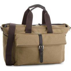 Torebka CLARKS - The Herston 261382550  Khaki. Zielone torebki do ręki damskie Clarks, z materiału. W wyprzedaży za 349.00 zł.