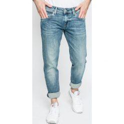 Pepe Jeans - Jeansy. Niebieskie jeansy męskie Pepe Jeans. W wyprzedaży za 229.90 zł.