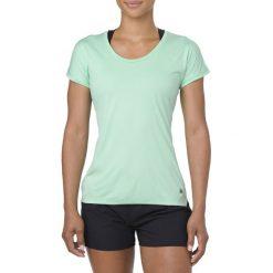 Asics Koszulka damska Capsleeve  zielona r.  S (154541 4118). T-shirty damskie Asics. Za 128.88 zł.