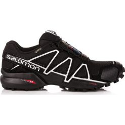 Salomon Buty męskie Speedcross 4 GTX Black/Black r. 42 2/3 (383181). Trekkingi męskie Salomon. Za 699.00 zł.