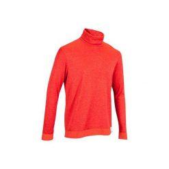Koszulka narciarska termoaktywna męska 2WARM. Brązowe koszulki sportowe męskie WED'ZE. W wyprzedaży za 29.99 zł.