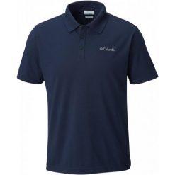 Columbia Koszulka Męska Elm Creek Stretch Polo, Collegiate Navy S. Niebieskie koszulki polo męskie Columbia. W wyprzedaży za 119.00 zł.