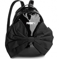 Plecak PUMA - Prime Archive Backpack Bow 075625 01 Puma Black. Czarne plecaki damskie Puma, z materiału. W wyprzedaży za 189.00 zł.