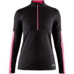 Craft Bluza Sportowa Damska Prep Black L. Czarne bluzy damskie Craft. Za 195.00 zł.