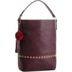 Torebka JENNY FAIRY - RH2011 Burgundy. Czerwone torebki do ręki damskie Jenny Fairy, ze skóry ekologicznej. Za 119.99 zł.