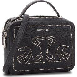 Torebka MONNARI - BAG6240-020 Black. Czarne torby na ramię damskie Monnari. W wyprzedaży za 189.00 zł.
