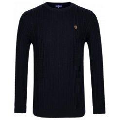 Paul Parker Sweter Męski L Ciemnoniebieski. Czarne swetry przez głowę męskie Paul Parker. Za 189.00 zł.