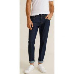Mango Man - Jeansy Bob3. Niebieskie jeansy męskie Mango Man. Za 139.90 zł.
