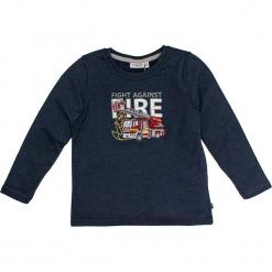 Koszulka w kolorze granatowym. T-shirty dla chłopców marki Reserved. W wyprzedaży za 42.95 zł.