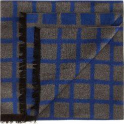 Szal męski 85-7M-S40-X5. Szare szaliki męskie marki Giacomo Conti, na zimę, z tkaniny. Za 199.00 zł.