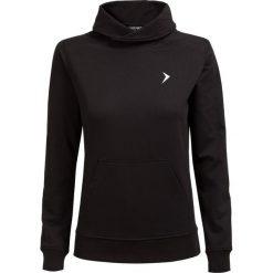 Bluza damska BLD600 - CZARNY - Outhorn. Czarne bluzy damskie Outhorn, na jesień, z materiału. W wyprzedaży za 48.99 zł.