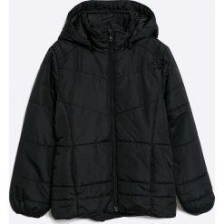 Name it - Kurtka dziecięca 128-164 cm. Czarne kurtki i płaszcze dla dziewczynek Name it, z materiału. W wyprzedaży za 89.90 zł.