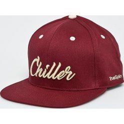 True Spin - Czapka Chiller. Brązowe czapki i kapelusze męskie True Spin. W wyprzedaży za 59.90 zł.
