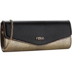 Torebka NOBO - NBAG-C3750-C020 Czarny. Czarne torebki do ręki damskie Nobo, ze skóry ekologicznej. W wyprzedaży za 99.00 zł.