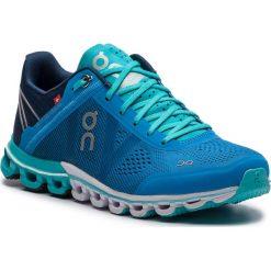 Buty ON - Cloudflow 00015 Malibu/Curacao 99990. Niebieskie obuwie sportowe damskie On, z materiału. Za 649.00 zł.