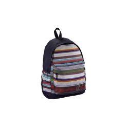 Hama Plecak Luton kolor: Waterfall Stripes. Szare torby i plecaki dziecięce HAMA, z tkaniny. Za 71.99 zł.