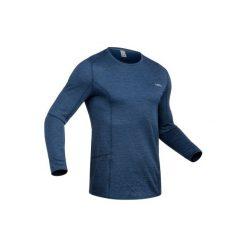 Koszulka 500. Niebieskie koszulki sportowe męskie WED'ZE. Za 49.99 zł.