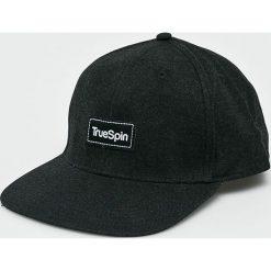 True Spin - Czapka Decent. Czarne czapki i kapelusze męskie True Spin. W wyprzedaży za 49.90 zł.