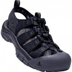 Keen Sandały Męskie Newport Eco M Black/Magnet Us 9 (42 Eu). Czarne sandały męskie Keen. W wyprzedaży za 449.00 zł.