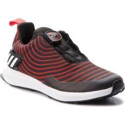 Buty adidas - RapidaRun Uncaged Boa K AH2613 Cblack/Ftwwht/Hirere. Czarne obuwie sportowe damskie Adidas, z materiału. W wyprzedaży za 209.00 zł.
