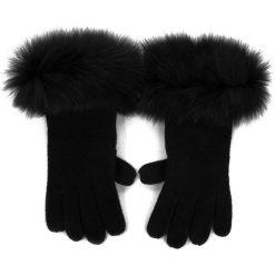 Rękawiczki Damskie MARELLA - Interno 65660185 001. Czarne rękawiczki damskie Marella, z materiału. Za 389.00 zł.