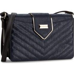 Torebka MONNARI - BAG7070-012 Blue. Niebieskie listonoszki damskie Monnari, z materiału. W wyprzedaży za 129.00 zł.