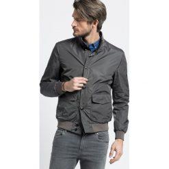 Trussardi Jeans - Kurtka dwustronna. Czarne kurtki męskie TRUSSARDI JEANS, z elastanu. W wyprzedaży za 1,699.00 zł.