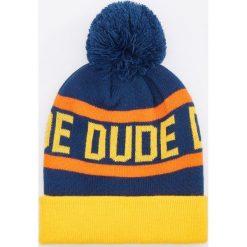 Czapka - Żółty. Żółte czapki i kapelusze męskie Reserved. Za 49.99 zł.