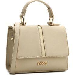 Torebka NOBO - NBAG-C1000-C015 Beżowy. Brązowe torebki do ręki damskie Nobo, ze skóry ekologicznej. W wyprzedaży za 129.00 zł.