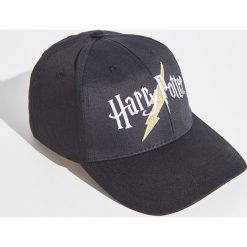Czapka Harry Potter - Czarny. Czarne czapki i kapelusze damskie Sinsay. Za 24.99 zł.
