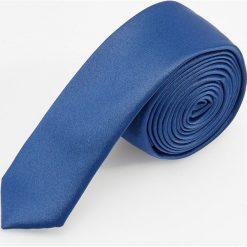 Krawat - Niebieski. Niebieskie krawaty i muchy Reserved. Za 49.99 zł.