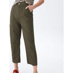 849ad2202b Spodnie i legginsy damskie ze sklepu House - Kolekcja wiosna 2019 ...